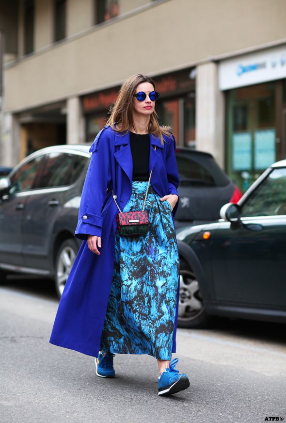 All the pretty birds » Milan Fashion Week Street Style Day 1 – Looks to Love