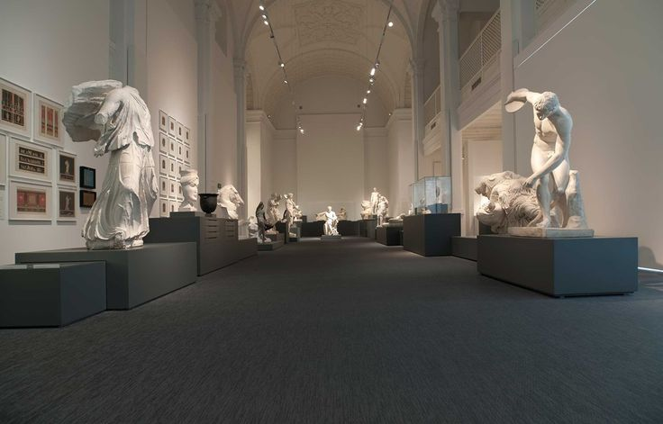 Bolon flooring in The National Museum of Sculpture in Valladolid, Spain