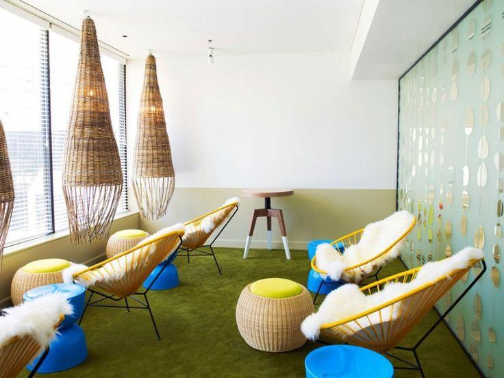 Nic Graham Associates Have Designed The Interior Of QT Hotel Gold Coast Located In