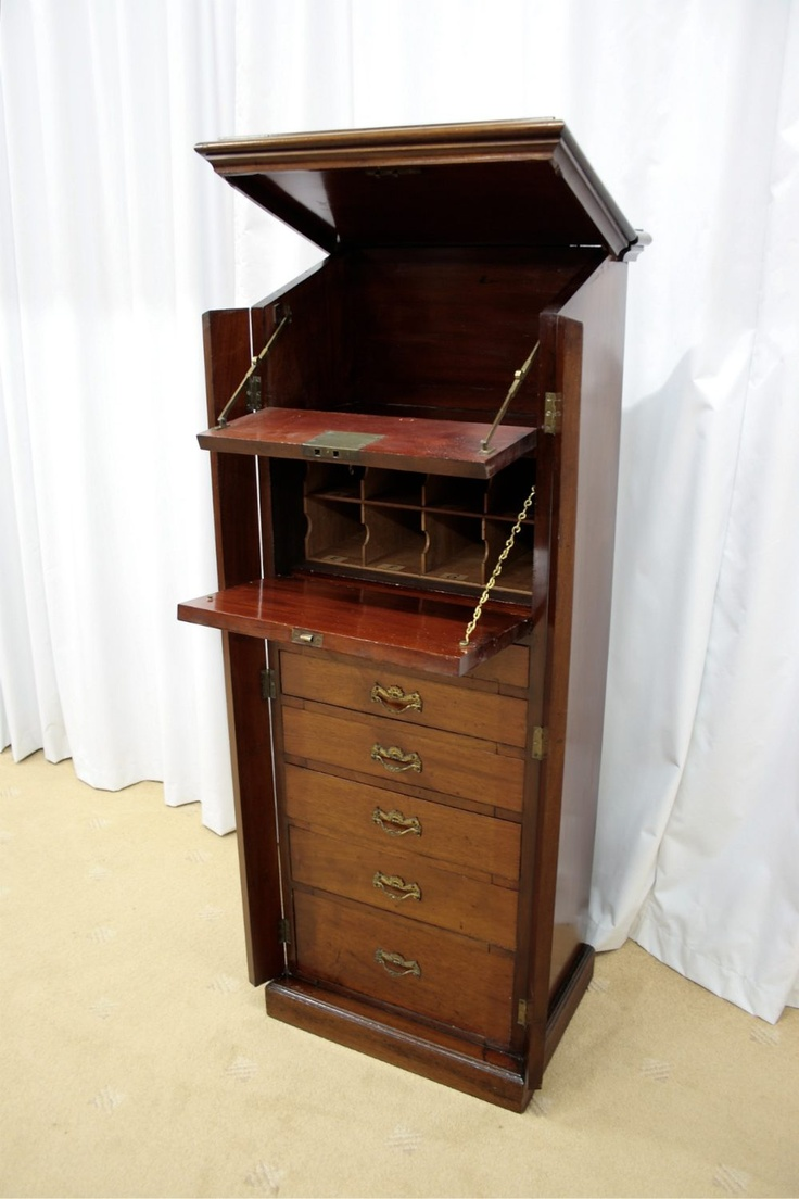 Wellington Chest  One Of The Most Famous Pieces Of Campaign Furniture Named  For The 1st