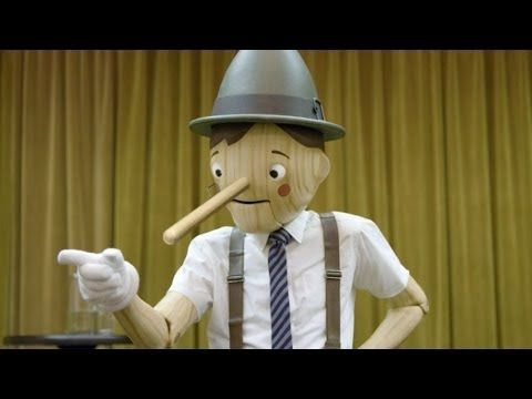 HAHAHAHAHAHA /// GEICO Did You Know - Pinocchio was a bad motivational speaker - YouTube