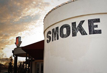 Smoke Dallas - AMAZING FOOD - Long wait for dinner, but well worth it. Plus you can run over to Bar Belmont for drinks and a view of downtown Dallas while you wait.