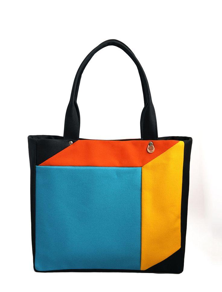 jiyoh cubic design bag