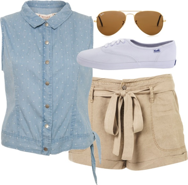 Eleanor Inspired Outfit For Camping A