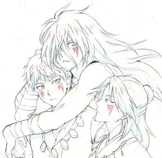 Akatsuki no Yona #manga Seiryuu
