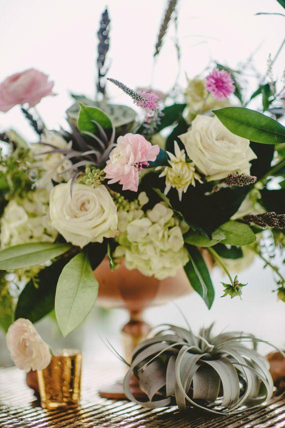 Rustic glam wedding inspiration | photo by Joseph West Photography | 100 Layer Cake