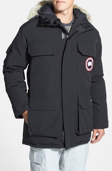Canada Goose 'Expedition' Down Parka available at #Nordstrom