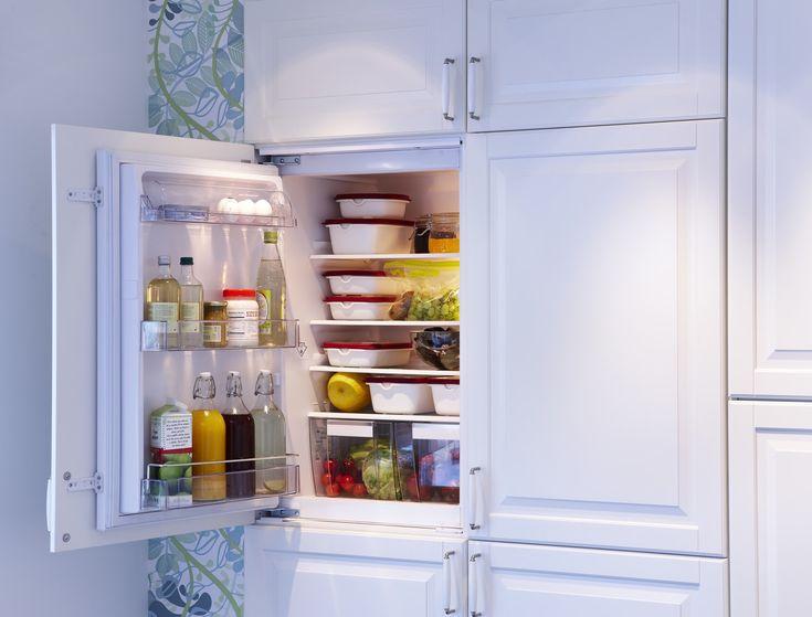Koelkast van IKEA FROSTIGBC155 #koelkast #keuken
