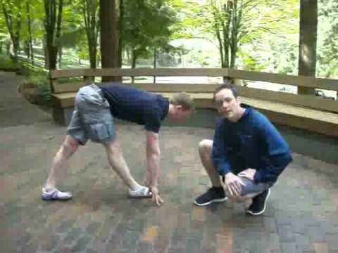 three wonderful egoscue stretches to do before walking