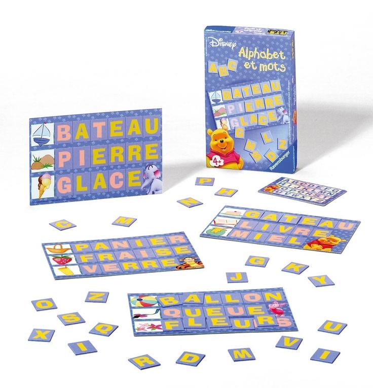 WTP - Alphabet et mots   Apprendre à lire, écrire, compter   Jeux éducatifs   Produits   FR   ravensburger.com