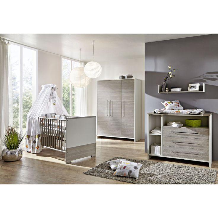 Schardt Kinderzimmer Eco Silber 3-türig bei babymarkt.de - Ab 20 € versandkostenfrei ✓ Schnelle Lieferung ✓ Jetzt bequem online kaufen!