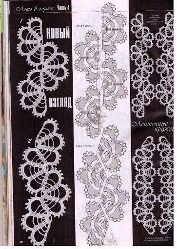 crochet nastro - Picasa Web Album