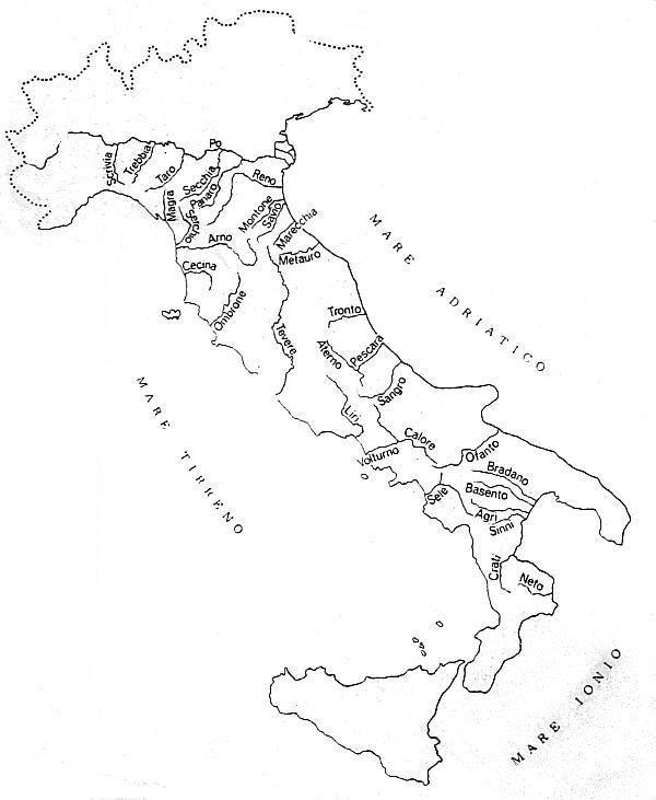 Cartina Dell Italia Alpi E Appennini.Gli Appennini Materiale Didattico Vario Lapappadolce Le Idee Della Scuola Attivita Geografia L Insegnamento Della Geografia