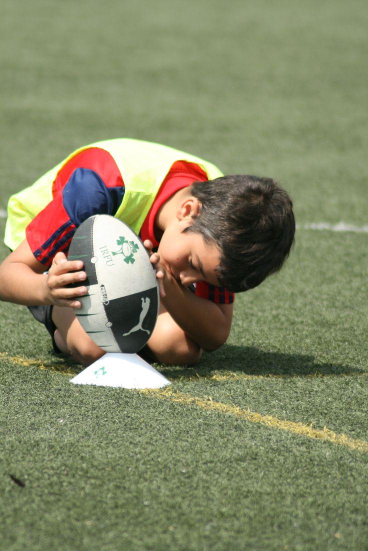 Rugby Fun Week Campus 2013