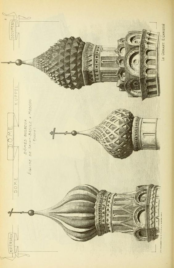 1915 - Materials and documents of architecture and sculpture : classified alphabetically - A reissue of Matériaux et documents d'architecture et de sculpture, Paris, 1872-1914 - Volume 5: