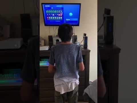 Kid Gets Smacked Doing The Default Dance In Fortnite Youtube In 2021 Gamer Pics Fortnite Youtube