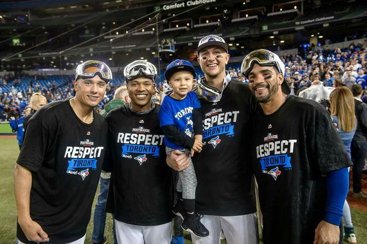 Go Go, Stro, Taz, his daddy (Tulo), and Travis.