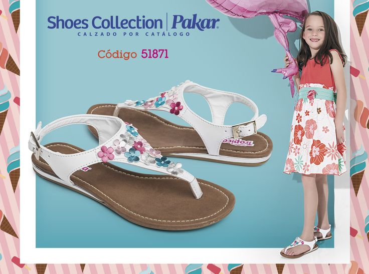 Zapatos para niñas Moda Calzado Shoes Collection Pakar