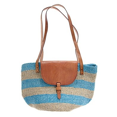 fashion/swimsuit special - And to go with your cute suit ... a cute bag!  Madewell, Bamboula Ltd. Market Bag, $95