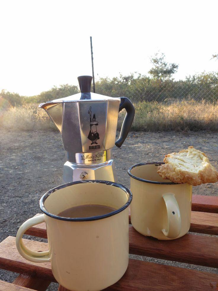 Breakfast in Balule (Kruger Park)