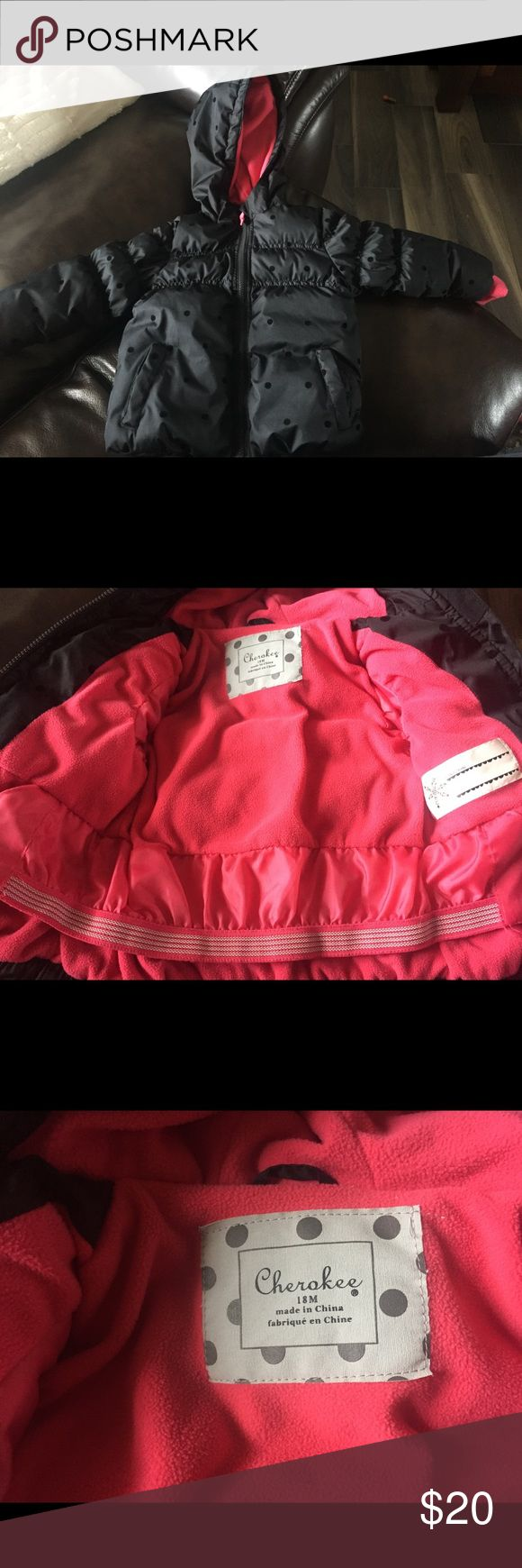Toddler Girl coat 18 months Toddler Girl winter coat Jackets & Coats