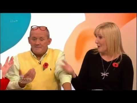 Brendan O'Carroll and Jennifer Gibney on Loose Women - 27.10.2014