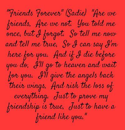 valentine msg for best friend