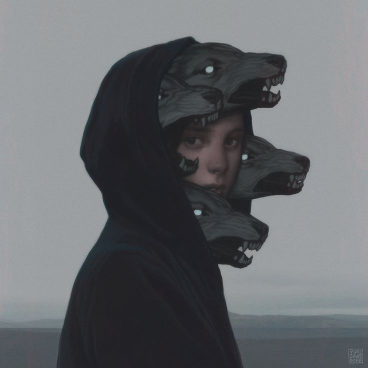 Wolf Pack, Yuri Shwedoff on ArtStation at https://www.artstation.com/artwork/wolf-pack-729aaf73-1c8e-48a3-95b3-404e07e3da28