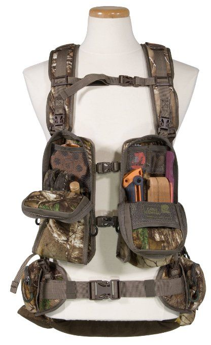 Amazon.com: ALPS OutdoorZ Turkey Call Pockets and Game Bag (Realtree Xtra HD): Sports & Outdoors