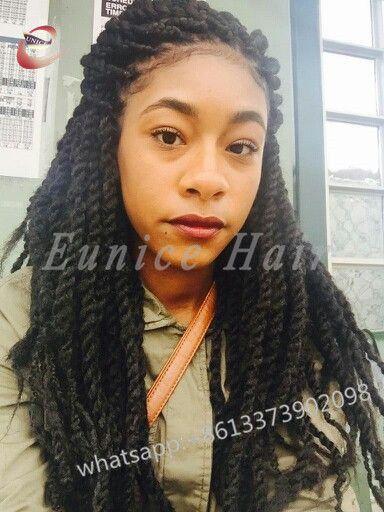 Best 25 afro hair extensions ideas on pinterest afro hair african jumbo twist crochet black braids short hairhavana mambo twist braiding afro hair extensions pmusecretfo Images