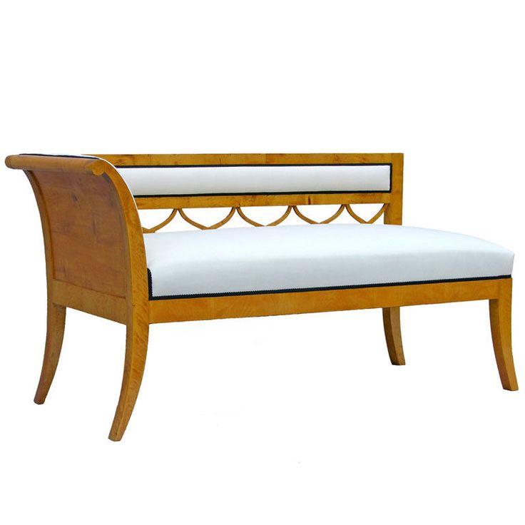 Biedermeier Sofa Images Danish Console Table