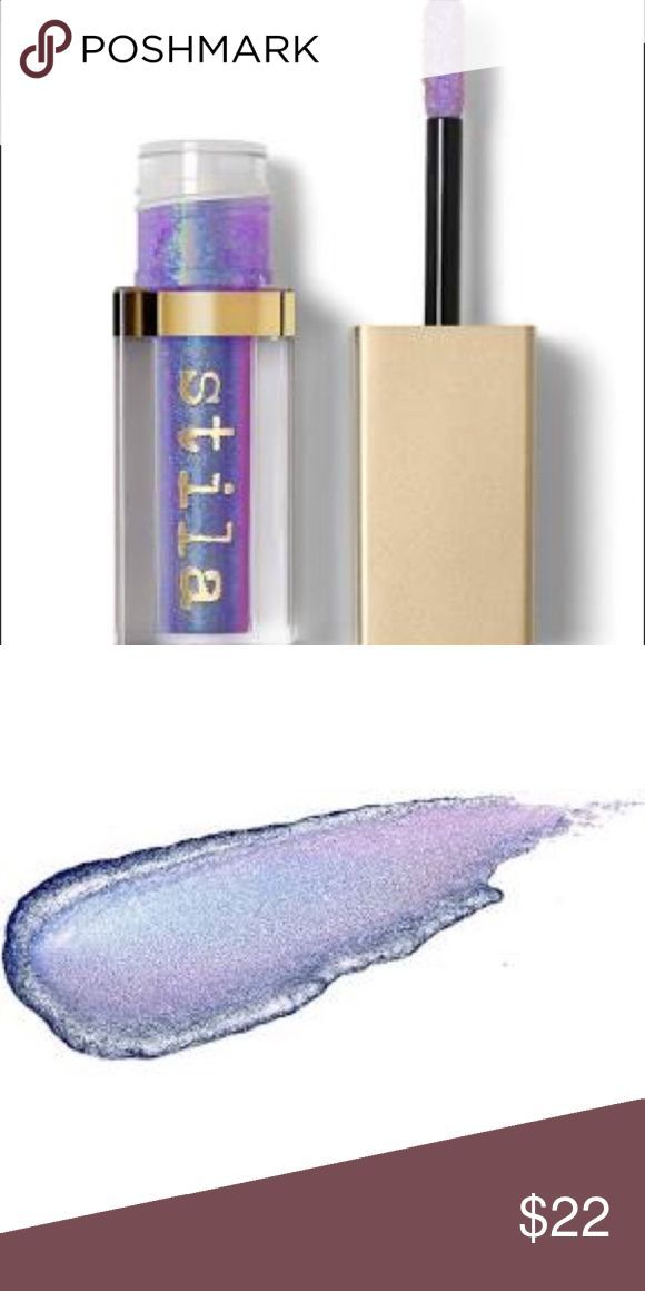 Duo Chrome Eyeshadow In 2020 Stila Glitter And Glow Liquid Eyeshadow Liquid Glitter Eyeshadow