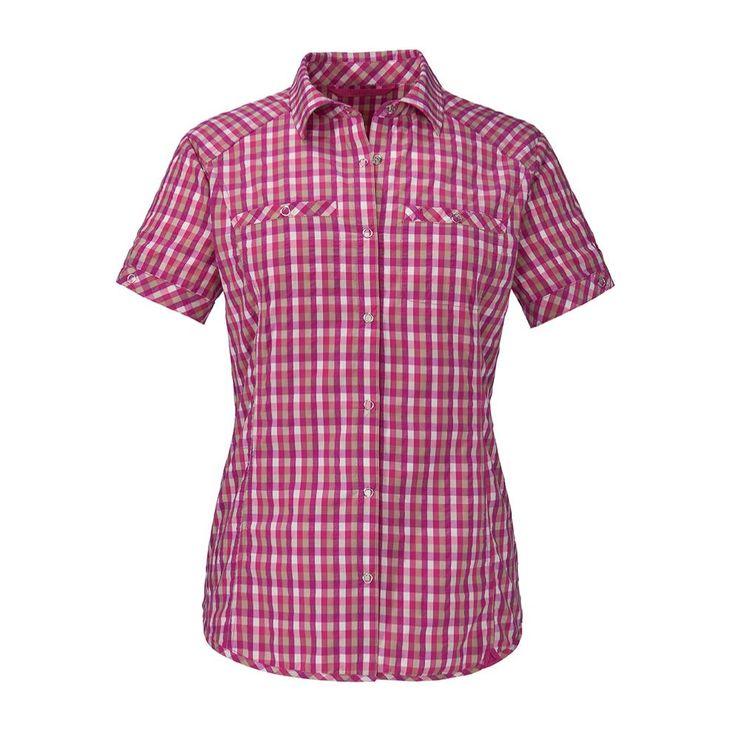 Doorout Angebote Schöffel Walla Walla UV Bluse beere Damen Gr. 46: Category: Outdoorbekleidung > Damen > Hemden und Shirts…%#Quickberater%