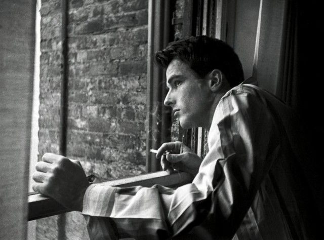 Scandals of Classic Hollywood: The Long Suicide of Montgomery Clift http://thehairpin.com/2012/09/scandals-of-classic-hollywood-the-long-suicide-of-montgomery-clift