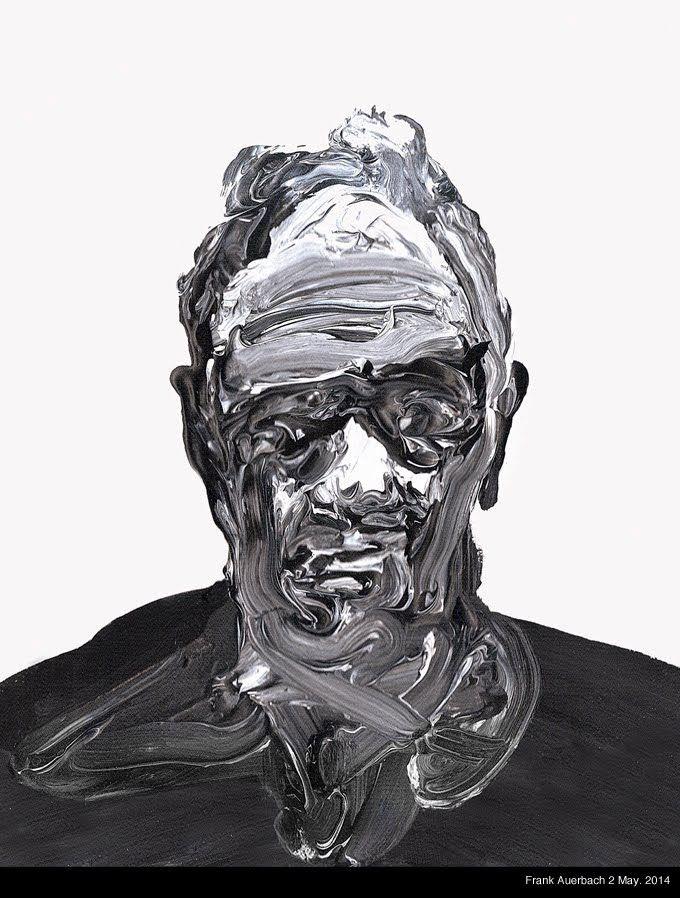 """Frank Auerbach"""