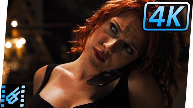 Black Widow Interrogation Scene | The Avengers (2012) | Movie Clip 4K