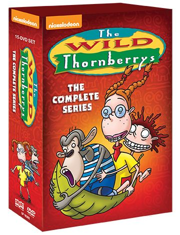 The Wild Thornberrys Complete Series #Giveaway