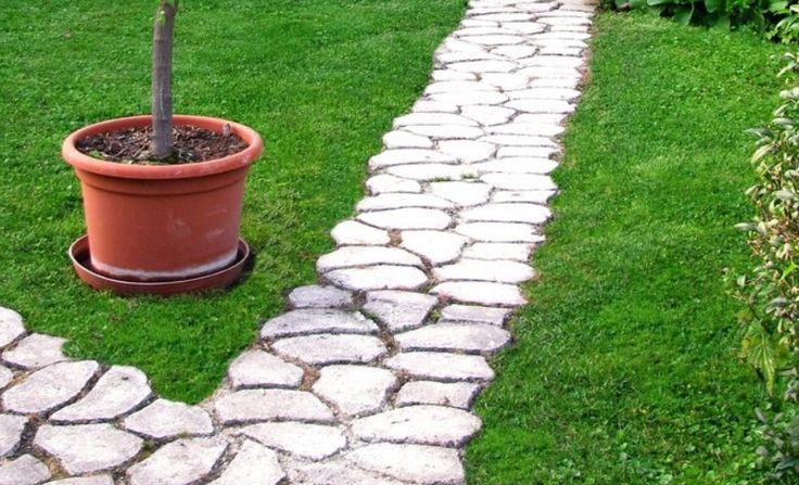 17 migliori idee su ghiaia da giardino su pinterest for Idee giardino grande