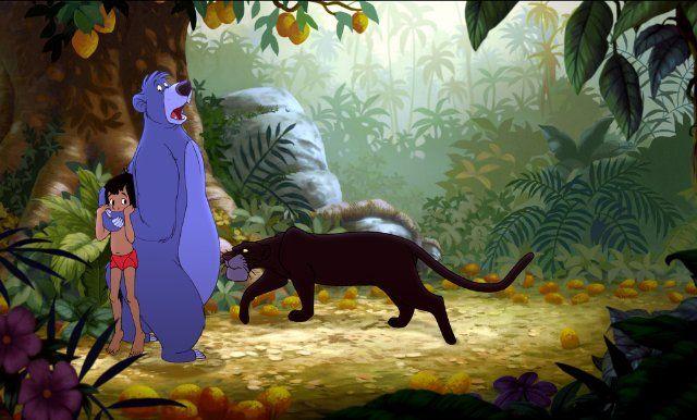 *MOWGLI, BALOO & BAGHEERA ~ The Jungle Book 2 (2003)