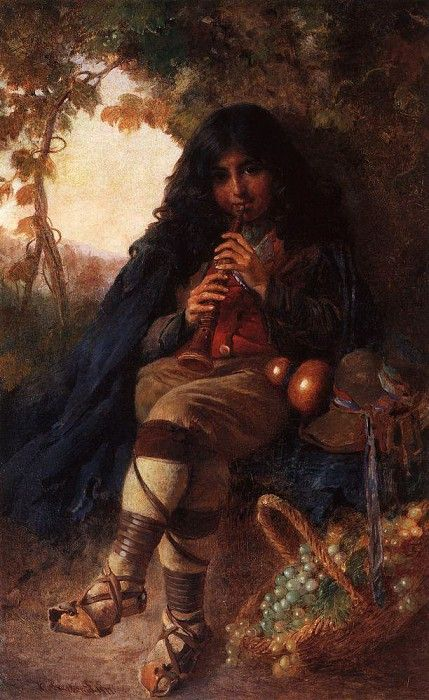 Portrait 72. Константин Егорович Маковский