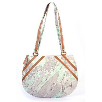 Buy Styleincraft Grey Sling Bag by Shfina Exports, on Paytm, Price: Rs.1499?utm_medium=pintrest #buyhandbagsonline #HandmadeHandbags #authenticdesignerhandbags #womenswallets #pursesonline #handmadeitems #Styleincraft   For More Please Visit: www.styleincraft.com Call/ WhatsApp:- +91 9978597506