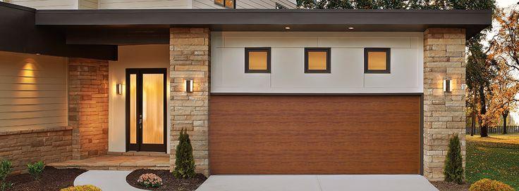 22 best Portes d\u0027entrée résidentielles images on Pinterest Doors