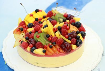 Chez Mélusine: Tutti frutti (CAP pâtissier)