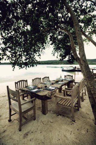 Shabby-chic eco paradise. Ratua Private Island, Vanuatu  www.islandescapes.com.au