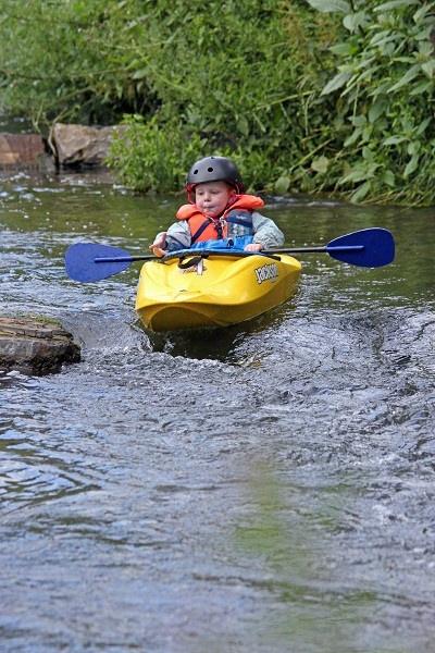 Kid Kayak