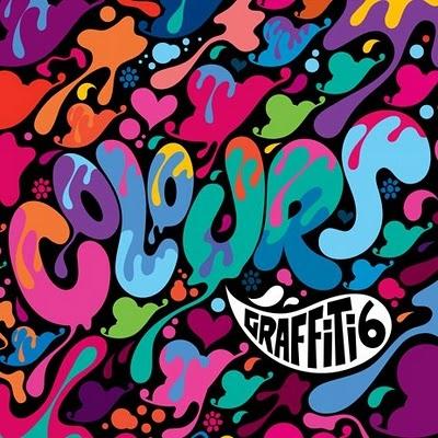 Amazing Graffiti 6 album Colours!