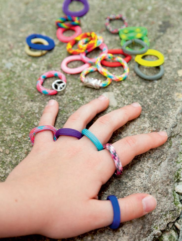 Knot*Knot Paracord Kids - Ich knote das!