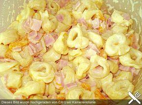 Schneller Tortellini - Party - Salat