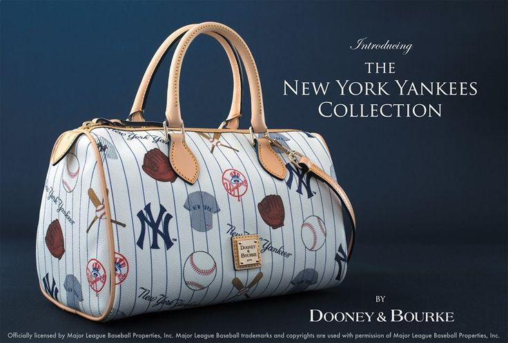 New York Yankees collection Dooney and Bourke