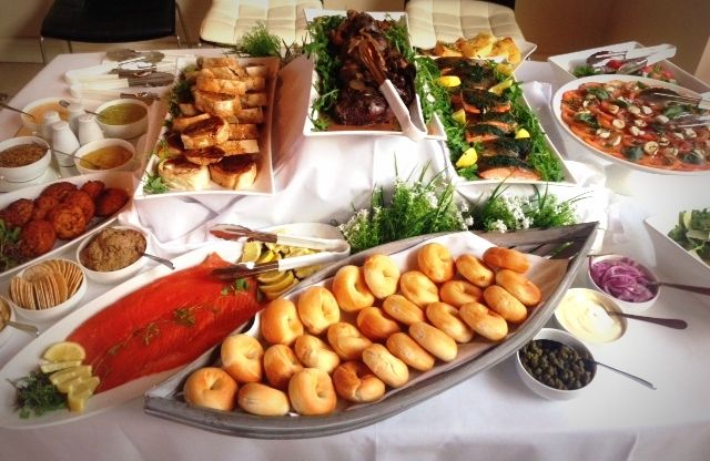 Crave buffet Catering!
